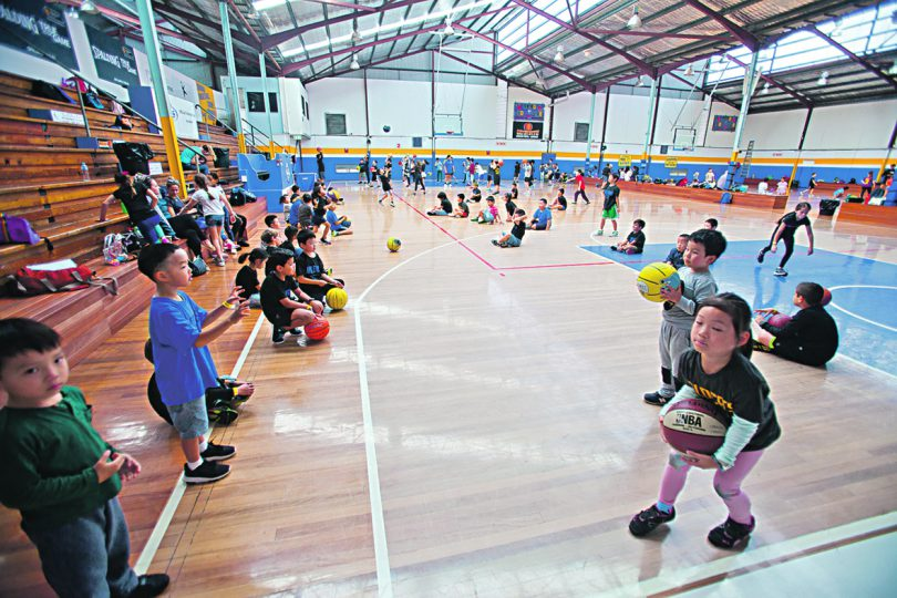 Stacks Of Activities At Auburn Basketball Centre Localnewsplus