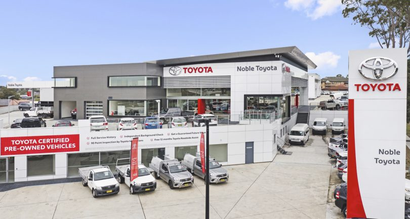 Noble Toyota and Noble Volkswagen